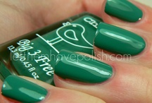 Chick Nail Polish Swatches / by The BeautyClutch