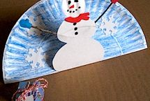 Winter crafts / by Penny Tappel