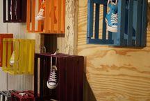 Merchandise Display / by Caroline Barrera