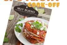 Muy Bueno Cookbook Spotlight & Cook-Off {#MuyBuenoCookbook} / Highlighting our time in the kitchen with food from the Muy Bueno Cookbook. / by Heather Schmitt-Gonzalez