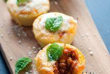 FOOD: Cultural -  Italian / by Kristin Freudenthal