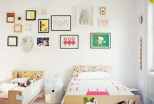 kids bedroom / by Julia Kuku Couture Invitations