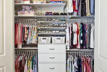 Closet Org / by Katie Holden