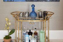 Bar Cart Lust / by Paula Ogier