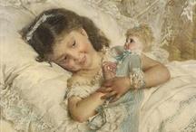Dolls / by Elaine Isaminger