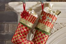 **Christmas Stockings / by Shari Rice