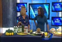 Healthy Living Advice from TV, Online and Print / by Rebecca Scritchfield