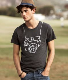 Nice... jean shorts, summer looks, style, outfit, graphic tees, men fashion, denim shorts, cameras, shirt