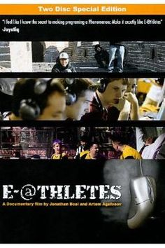"""Team 3D and Complexity are the top two professional counterstrike teams in the United States. They leave their girlfriends and travel the world to compete for thousands of dollars. Professional gaming has exploded in Europe and Asia, but the counterstrike community in the United States struggles to legitimize their """"sport"""". DVD 349"""