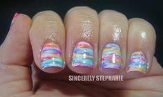 linear-watercolour-nail-art