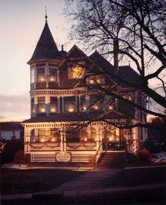 Millersburg's Victorian House