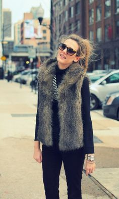 outfits, fashion, winter, statement necklaces, style