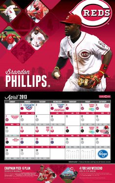 The first 20,000 fans through the gates tonight take home a #Reds Team Calendar. Gates open at 5:10. Red carpet event at 5:30. http://cincinnati.reds.mlb.com/schedule/promotions.jsp?c_id=cin