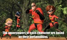 Things You Probably Didn't Know About The Incredibles