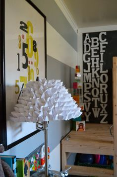 DIY // Wooden Alphabet Wall Art by Meg Padgett from Revamp Homegoods @J O-Ann Fabric and Craft Stores craft stores