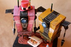 claptrap - now I just need to find someone to make me one.