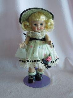 "1952 Vogue Ginny Doll ""Cathy"" - all original"