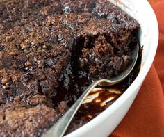Old-Fashioned Chocolate Cobbler