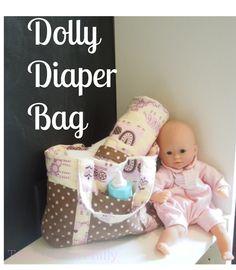diaper bags, dolli diaper