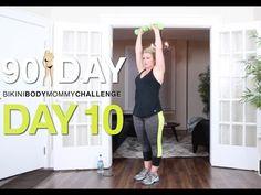 Bikini Body Mommy 90 Day Challenge with Briana Christine #bkinibodymommychallenge #bbm #bodybuilders #mommyfitness #strengthday #brianachristine ##bikinibody