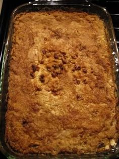 Sweet Pumpkin Dump Cake Recipe