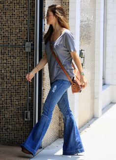 Minka Kelly Lunches In West Hollywood