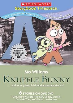 """Knuffle Bunny"" by Mo Willems"