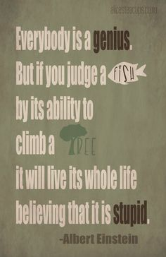 Do not judge!