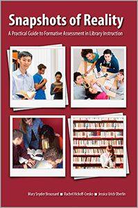 Availability: http://130.157.138.11/record=  Snapshots of Reality: A Practical Guide to Formative Assessment in Library Instruction- Authors Mary Snyder Broussard, Rachel Hickoff-Cresko, and Jessica Urick Oberlin for ACR - Snapshots of Reality is a practical book for instructional librarians. The chapters in this volume assume that classroom-based assessment does not have to take away from invaluable instruction time, nor does it have to be some overwhelmingly complicated task.