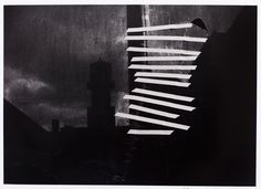 Yasuhiro Ishimoto, Chicago, 1959-1961 (printed 1990s), gelatin silver print, 20x28.3