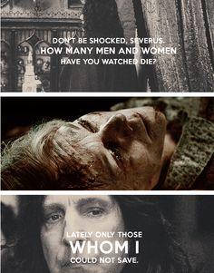 Severus … please … please … we are friends.