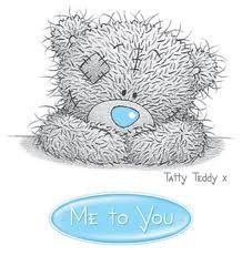 ,, teddy bears, tatti bear, printabl bear, personalis ribbon, embroid jumper, blue nose, tedi bear, tatti teddi