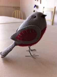 wool robin