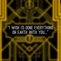 #the #great #gatsby