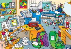 Clutter Busting 101 - blog post