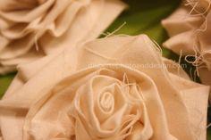 frayed flowers