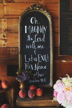 Wedding Stationery Inspiration: Dark + Moody | Photo: W+E Photography via Southern Weddings