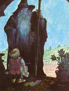 WHEN ODIN COMES TO YOUR DOOR... You better have a little red wine ready! Want to learn about roots of J.R.R. Tolkien's The Hobbit in Norse Mythology? Sign up for my Newberry Library public course today & get early-bird rate (before price goes up a bit). Details: https://go.newberry.org/pages/seminars/the-hobbit-j.r.r.-tolkiens-mythic-sources