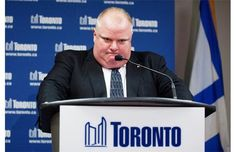 Why Rob Ford is the Amy Winehouse of Canadian politics