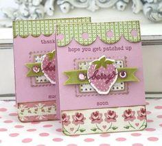 strawberry patch set