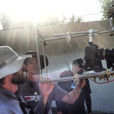 """""""Zip line camera rig was pretty awesome huh? #workaholics"""" By @FunKelly"""