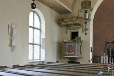 File:Dorotea church pulpit.jpg