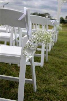 simple, country wedding