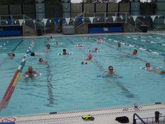 Aquatics -Fitness Classes - City of Santa Monica