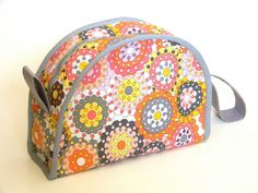Toiletry Bag (Side View) by Marco Jane Designs, via Flickr
