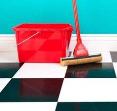 Powerful Cleaner for Tile Floors