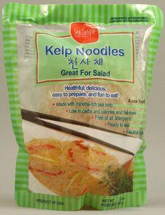 Sea Tangle Noodle Company Kelp Noodles