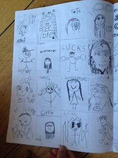 End of school year book