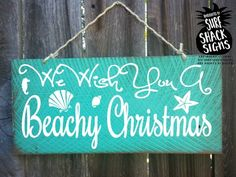 We Wish you a Beachy