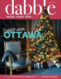 Dabble magazine dec-jan/2013 #craft #decor #design #DIY #food #interior #travel #monthly #free